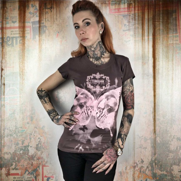 1333fa75a874 Yakuza dámské tričko - XL