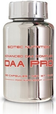 Scitec Nutrition DAA Pro 120 kapslí