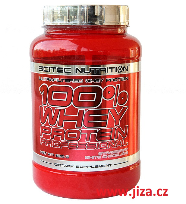 Scitec Nutrition 100% Whey Protein Professional 920 g