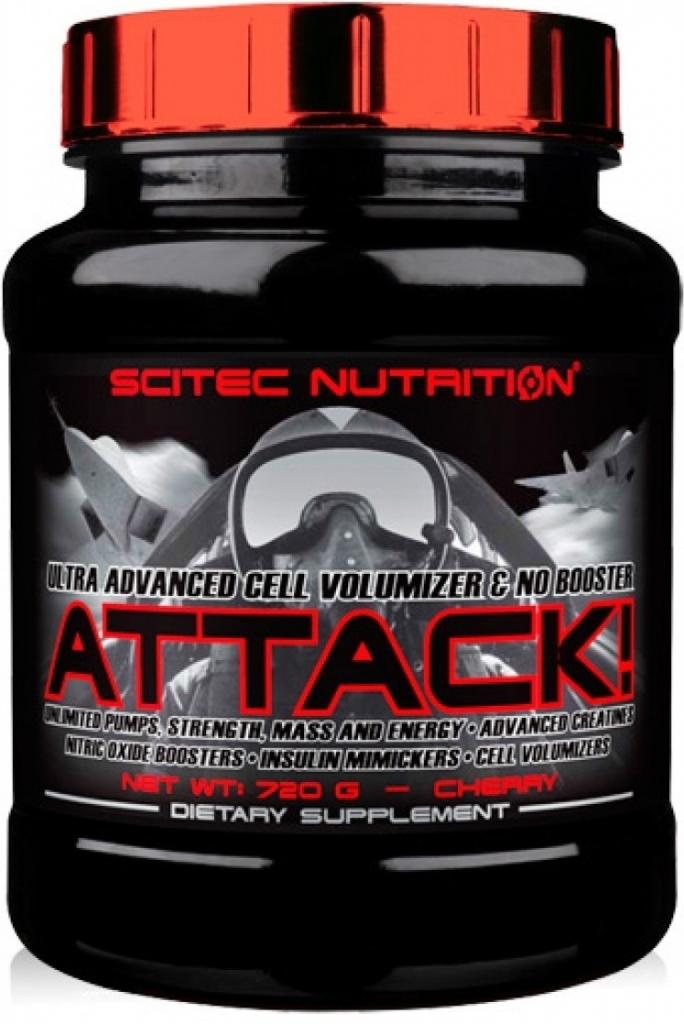 Scitec Nutrition Attack 2.0 720 g