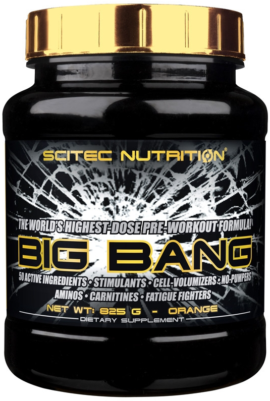 Scitec Nutrition Big Bang 825 g