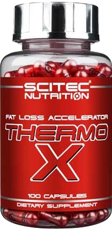 Scitec Nutrition Thermo-X 100 kapslí