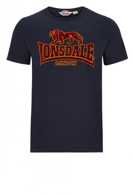 Lonsdale pánské tričko XL (CAMBER Slim Fit NAVY)