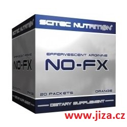 Scitec Nutrition NO - FX 20 x 13 g