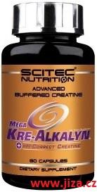 Scitec nutrition Mega Kre-alkalyn 80 kapslí