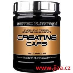 Scitec Nutrition Creatine Caps 250 kapslí