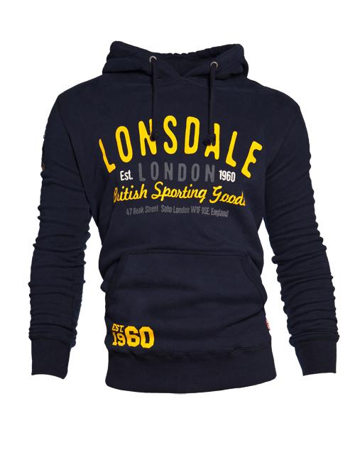 Lonsdale pánska mikina M (WOKING)