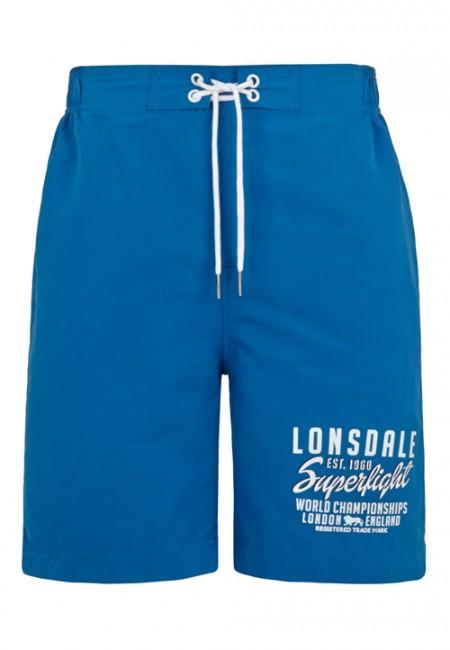 Lonsdale pánske plavky kraťasy M ( Beach Short BIDEFORD )