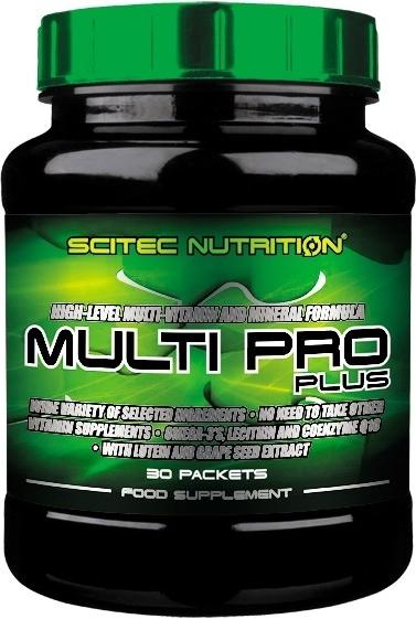 Scitec Nutrition Multi Pro Plus 30 sáčků
