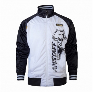 Amstaff HORUS Trackjacket white - S