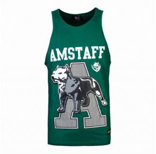 Amstaff Tílko ALADOR green empty e5fd0a4e85